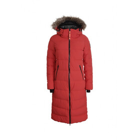 Icepeak Brilon Parka Dames, coral/red